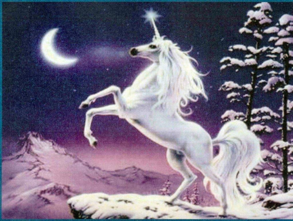 matrice risalente a un unicorno datazione come un uomo